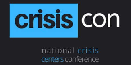 CrisisCon19 - National Crisis Center Conference tickets