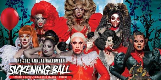 The Sickening Ball - Brisbane