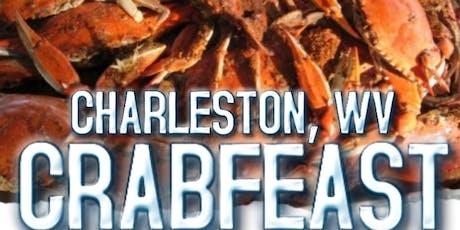 SouthEast Crab Feast - Charleston (WV) tickets