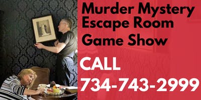 The Countdown Escape Room