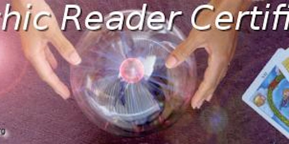 2-Day Psychic Reader Certification ~ MASTERCLASS w/Victoria