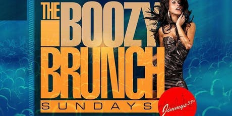 Boozy Brunch Sundays at Jimmy's 38th tickets