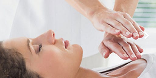 REIKI Level I Certificati­on w/Victoria