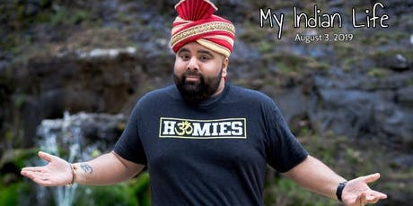 "Shelby Stricklin RE/Max Presents: ""My Indian Life"" by Akshay Ahuja tickets"