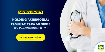 PALESTRA GRATUITA: Holding Patrimonial Familiar pa