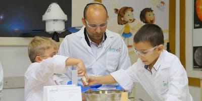 """""""Mad-Dad"""" Scientist Workshop / Atelier scientifique """"Mad-Dad"""""""