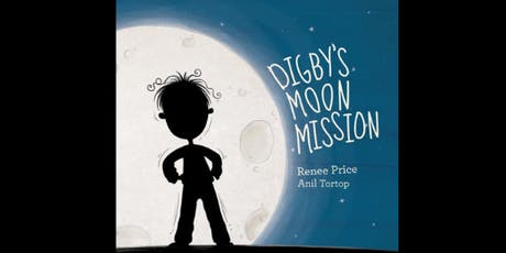 Digby's Moon Mission - A Lake Mac STEAM Event  tickets