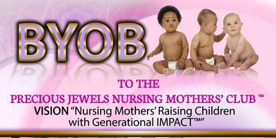 Precious Jewels Nursing Mothers Club Breastfeeding @Holy Cross Hospital