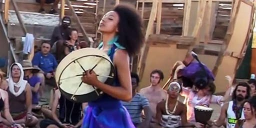 SHAMANIC Drumming Circle w/VICTORIA
