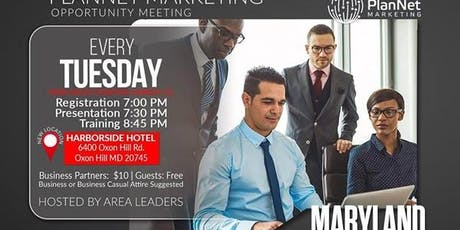 Become A Travel Business Owner-Oxon Hill, MD tickets