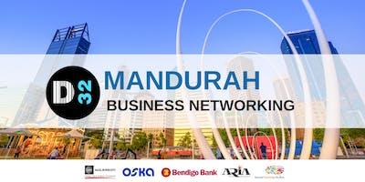 District32 Business Networking Perth – Mandurah - Fri 24th May