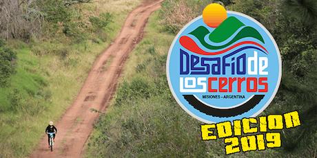 Competencia MTB Desafío de los Cerros XCM 76K. - 3ra. Edición entradas