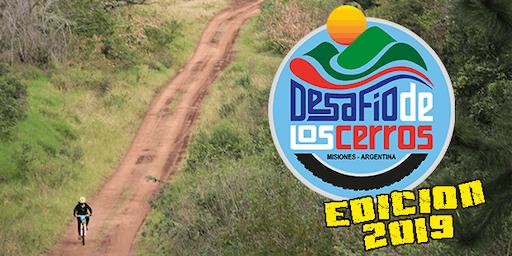 Competencia MTB Desafío de los Cerros XCM 76K. - 3ra. Edición