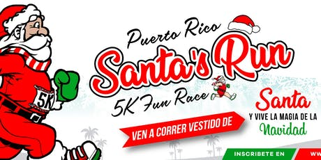 SANTA'S RUN® 5K - VIRTUAL EDITION tickets