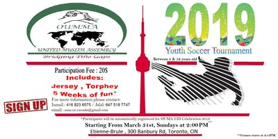 Youth Soccer Tournament 2019
