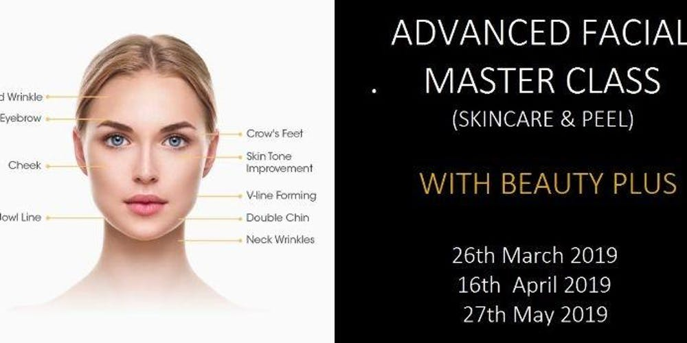 Advanced Facial Master Class
