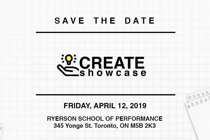Create Showcase 2019