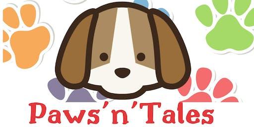 Paws'n'Tales - Ulladulla Library