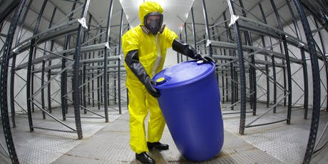 Chemical Safety Management & Safe Handling tickets