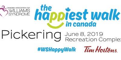 2019 GTA Pickering Happiest Walk in Canada
