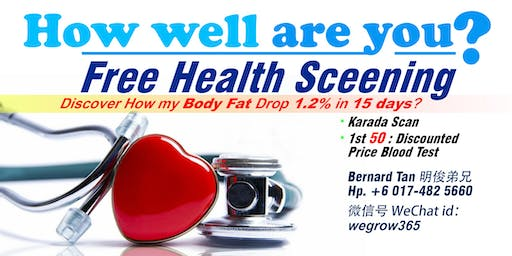 FREE Health Screening