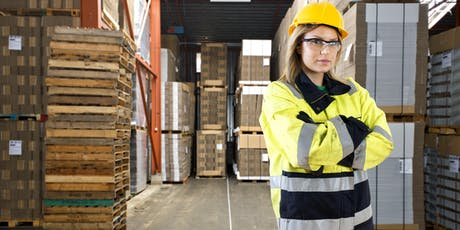 Manual Handling & Warehouse Safety(Buy 1 Get 1 Free Seat) tickets