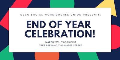 End of Year UBCO SWCU Celebration