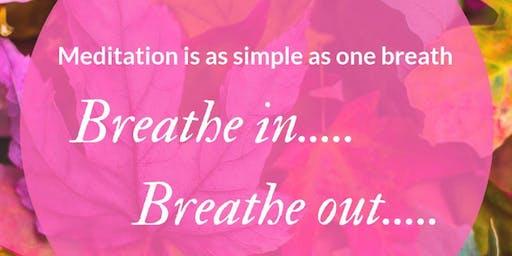 Skillful Mind Meditation Class West Lakes/Seaton