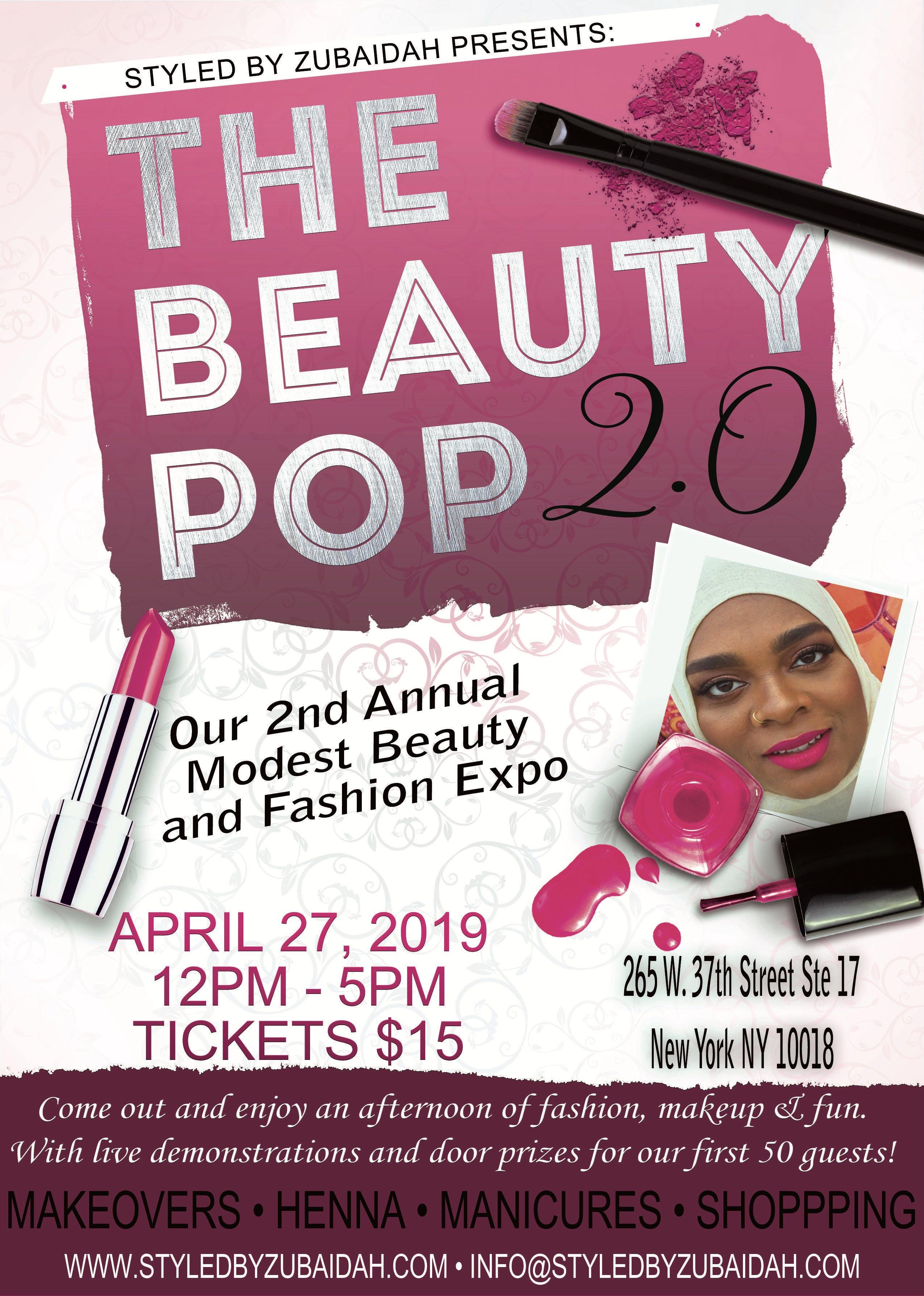 The Beauty Pop 2.0