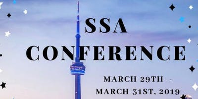 SSA Nationals Conference- Toronto Tickets