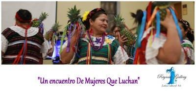 Tercera Conferencia Anual Mujer En Resistencia 2019