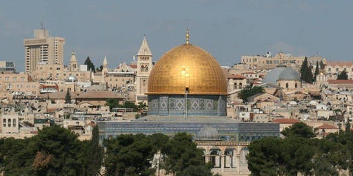 Holy Land Tour To Israel November 19, 2019