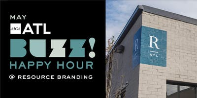 Buzz Happy Hour at Resource Branding