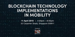 Blockchain Technology Implementations in Mobility