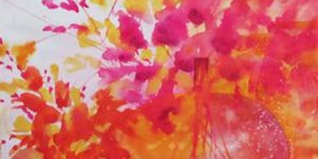 Loose Florals Watercolor Workshop with Chris Blevins tickets