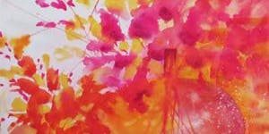 Loose Florals Watercolor Workshop with Chris Blevins