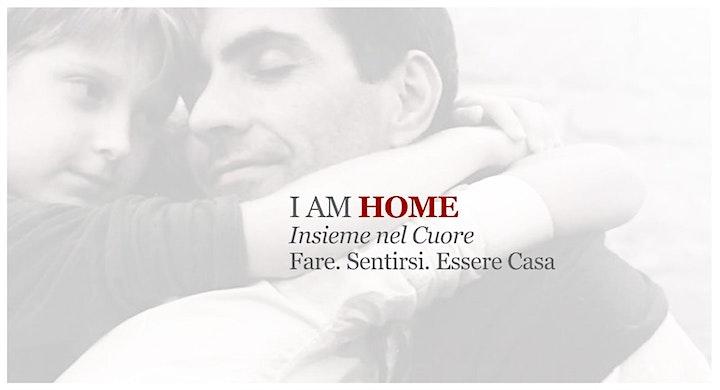 Immagine I AM HOME - Cosa significa sentirsi a casa?