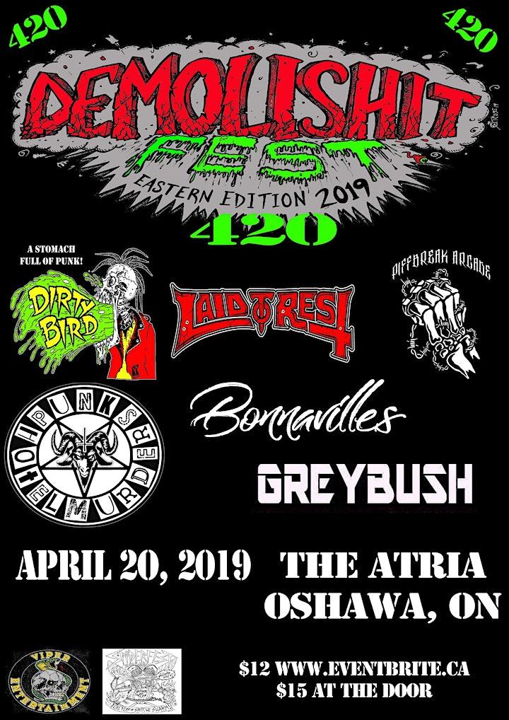 Demolishit Fest 420 image