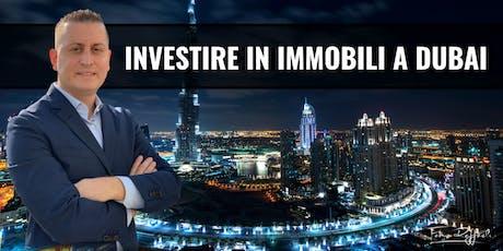 ROMA - Come investire in immobili a Dubai - Investireadubai.com biglietti