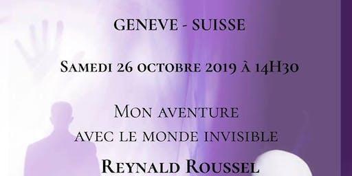 CONFÉRENCE MÉDIUMNIQUE M. REYNALD ROUSSEL 26 OCTOBRE 2019