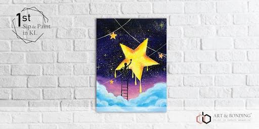 《啜饮与绘画之夜:明星制造者》