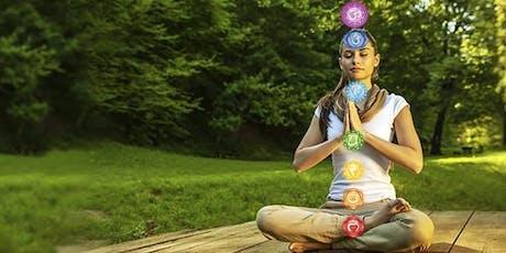Chakra Yoga & Healing class  tickets