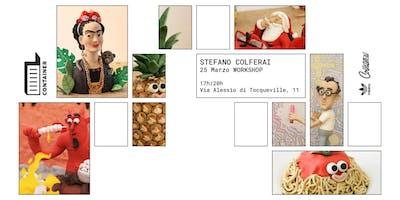 Container | Workshop con Stefano Colferai