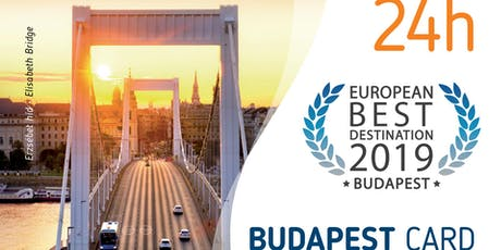 Budapest Card - The Official Tourist City Card of Budapest tickets