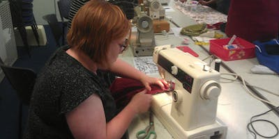 Basic Sewing Lessons - Sat 30th March