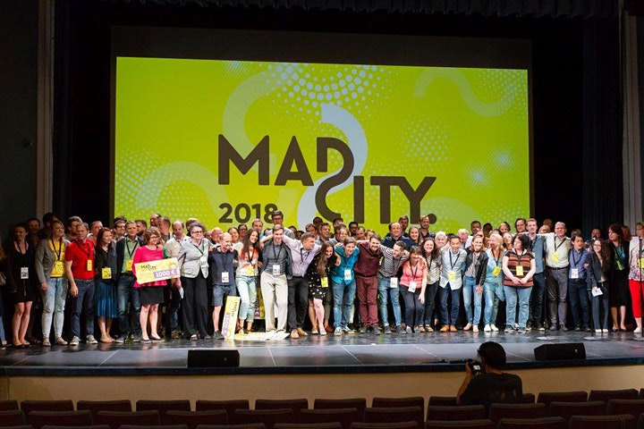 MadCity Riga 2019 image