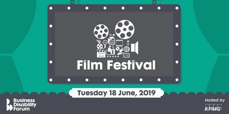 Business Disability Forum Film Festival 2019 tickets