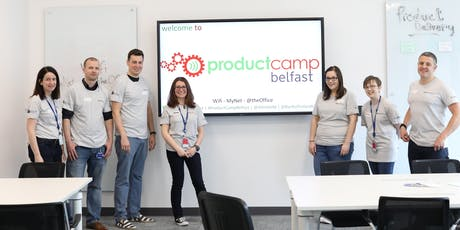 ProductCamp Belfast tickets