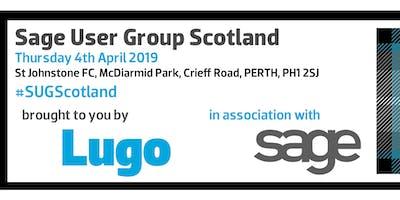 Sage User Group Scotland: Spring 2019 meeting