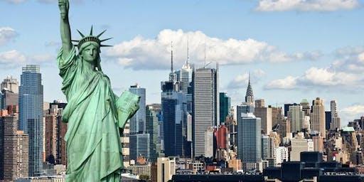 Maratona de Nova York 2019 - Hotel Row 4*